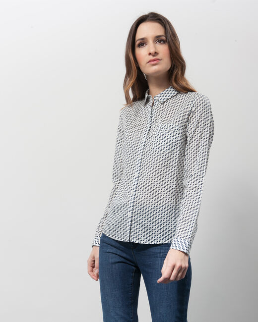 Ravel printed shirt (1) - 1-2-3