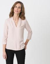 Elea powder pink shirt powder.