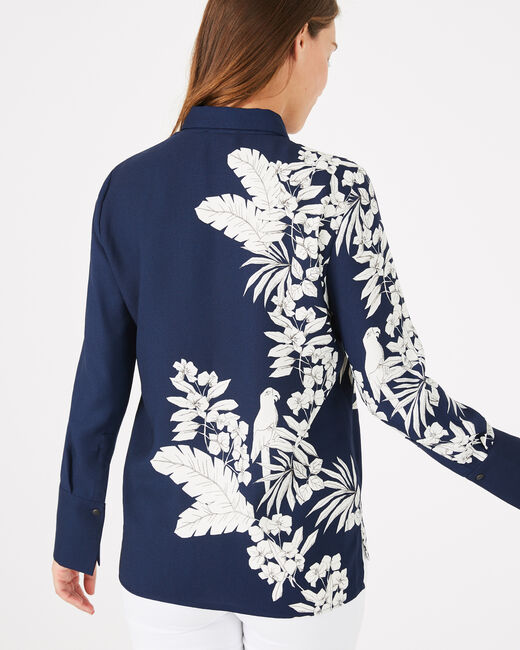 Darcy floral printed shirt (2) - 1-2-3
