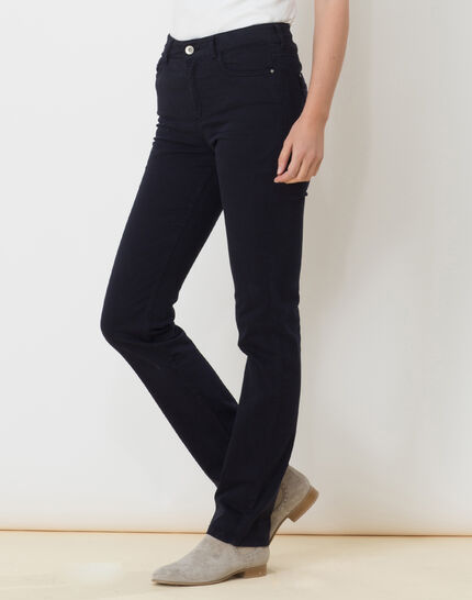 Victor navy blue trousers (3) - 1-2-3