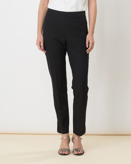 Rivage tailored black trousers (2) - 1-2-3