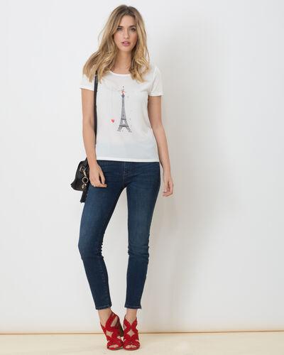 Tee-shirt imprimé Noce (2) - 1-2-3