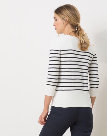 Hublot blue striped sweater (4) - 1-2-3