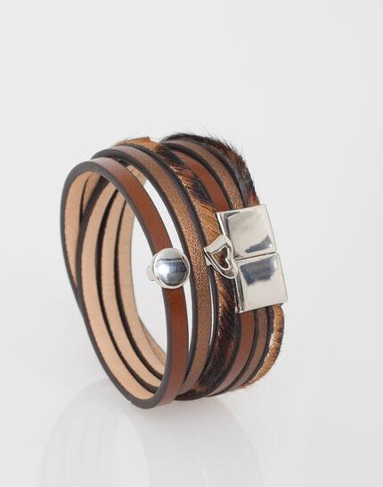 Willem bracelet with several bands (3) - 1-2-3