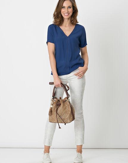 Edwige blue shirt (2) - 1-2-3