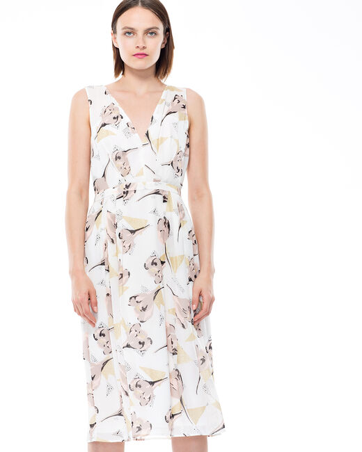 Faustine printed dress (2) - 1-2-3