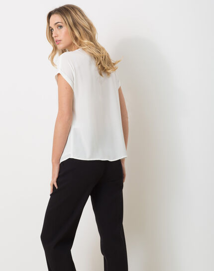 Elsa white shirt with lace (4) - 1-2-3
