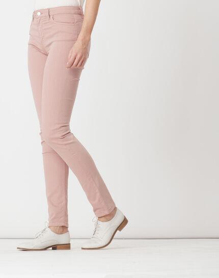 William powder pink satin trousers (3) - 1-2-3