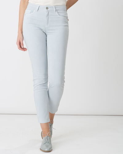 Oliver 7/8 length pale blue trousers (1) - 1-2-3