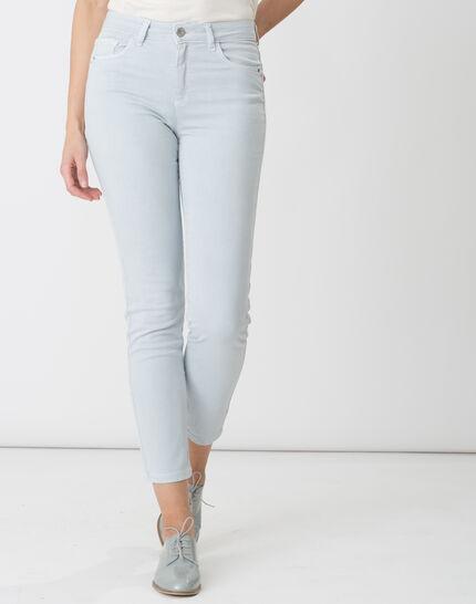 Oliver 7/8 length pale blue trousers PhotoZ | 1-2-3