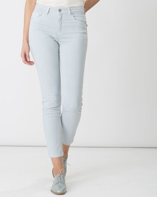 Oliver 7/8 length pale blue trousers (2) - 1-2-3