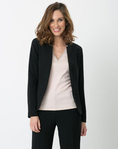 Bea black suit jacket black.