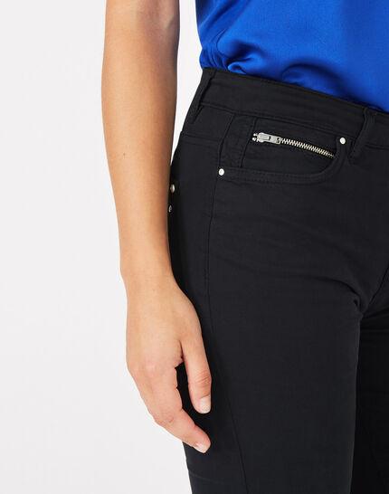 William black satin trousers (5) - 1-2-3