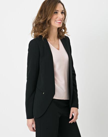 Maite black suit jacket (3) - 1-2-3