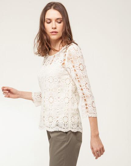 Estelle pale yellow lace blouse (3) - 1-2-3