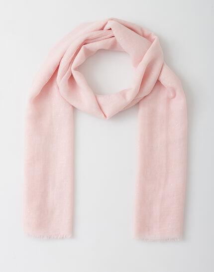 LAURE XXL powder pink stole (2) - 1-2-3