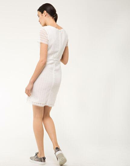 Biba white lace dress (4) - 1-2-3