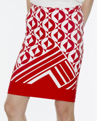 Dolti red skirt (1) - 1-2-3