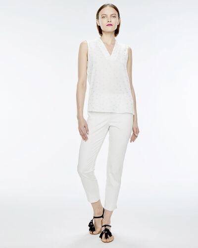Pantalon blanc Rubis (1) - 1-2-3