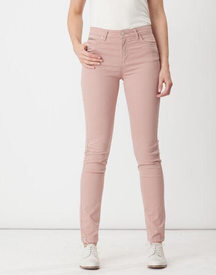 William powder pink satin trousers PhotoZ | 1-2-3