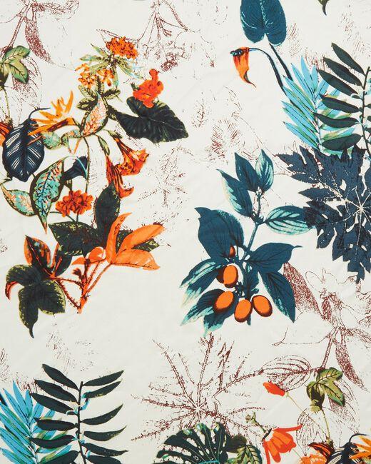 Evasion silk printed scarf (1) - 1-2-3