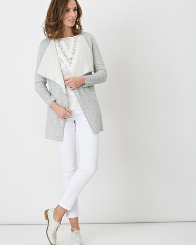 Home two-tone jacket (1) - 1-2-3