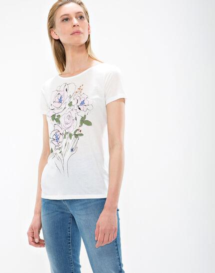 Tee-shirt imprimé Nelly (4) - 1-2-3