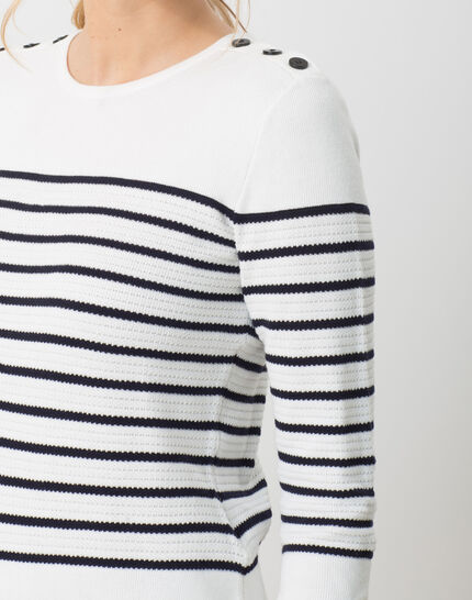 Hublot blue striped sweater (5) - 1-2-3