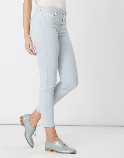 Oliver 7/8 length pale blue trousers (3) - 1-2-3