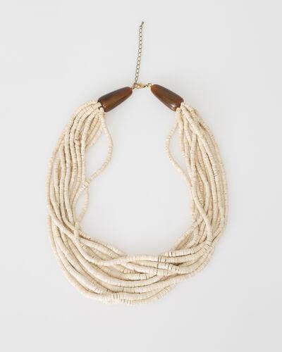Wasabi beaded ethnic necklace (1) - 1-2-3