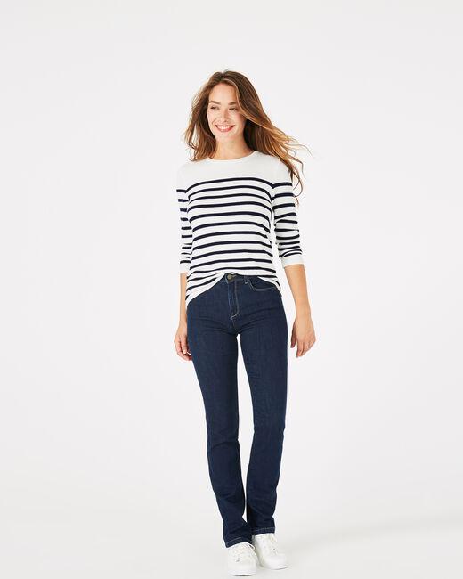 Panama navy-style sweater (1) - 1-2-3
