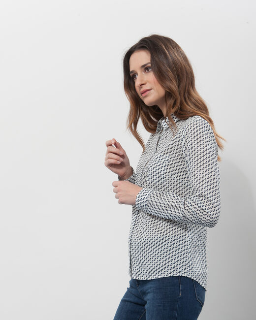 Ravel printed shirt (2) - 1-2-3