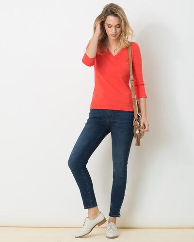 Noria orangey T-Shirt (2) - 1-2-3