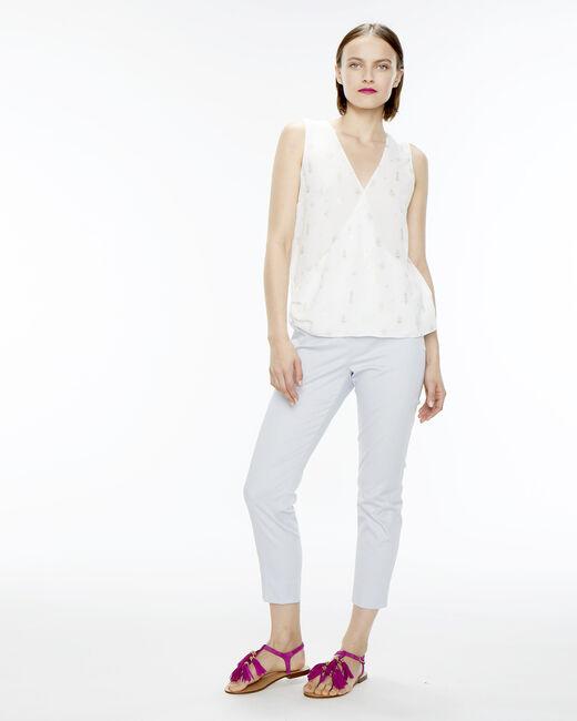 Pantalon bleu ciel Rubis (1) - 1-2-3