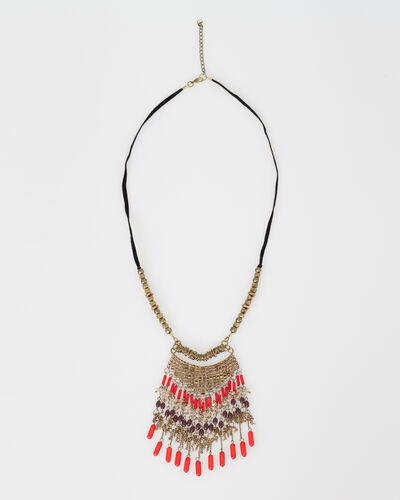 Wera ethnic necklace (1) - 1-2-3
