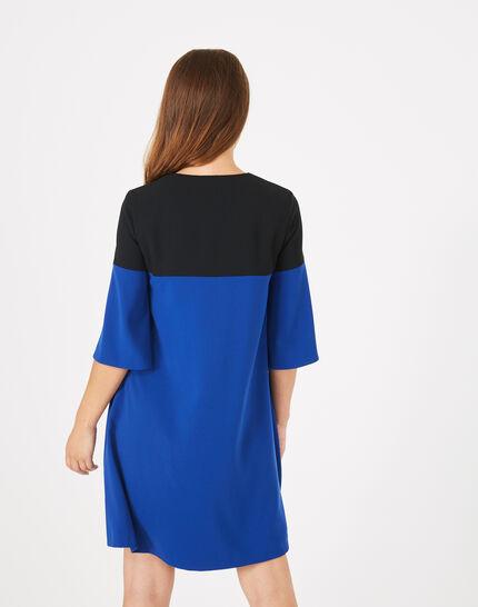 Robe bicolore Alexia (5) - 1-2-3