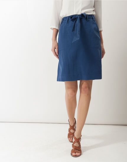 Dolce lyocell blue skirt PhotoZ | 1-2-3