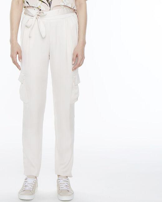 Dona powder pink combat trousers (2) - 1-2-3