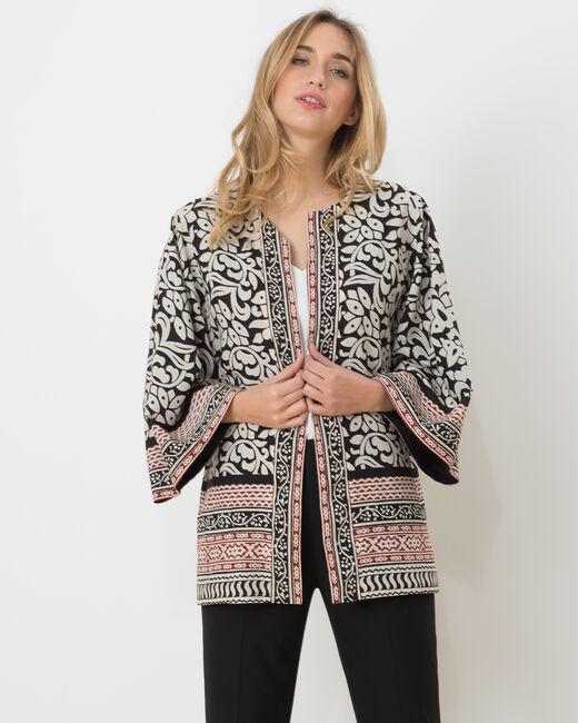 Ugo printed kimono (2) - 1-2-3
