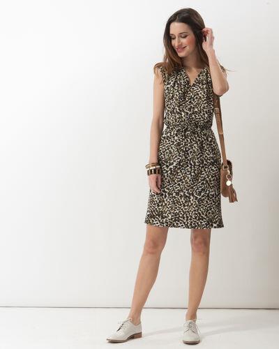 Biscotte printed dress (1) - 1-2-3