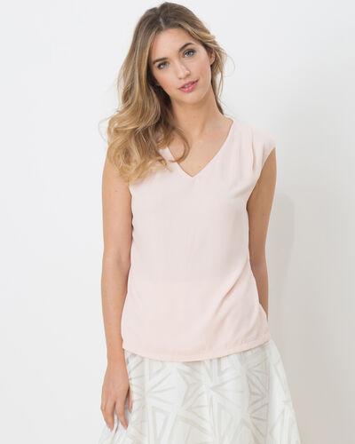 Neptune powder pink T-shirt (1) - 1-2-3