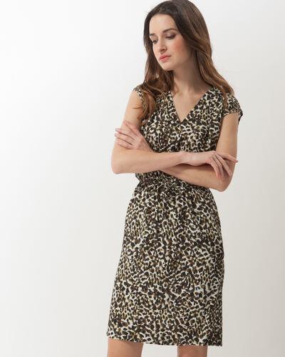Biscotte printed dress (2) - 1-2-3