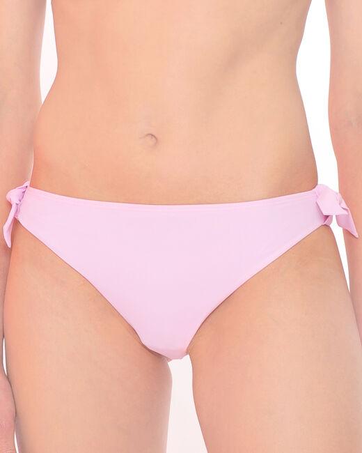 Lilafarbene Bikini-Hose mit Schleifen Jenna (1) - 1-2-3