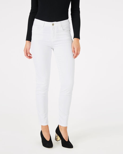 Oliver 7/8 white trousers (1) - 1-2-3