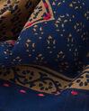 Suzy cotton printed scarf (1) - 1-2-3