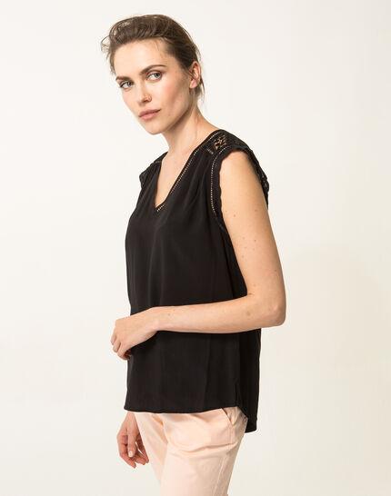 Eden black blouse (4) - 1-2-3