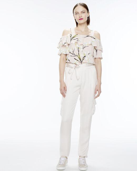 Dona powder pink combat trousers (1) - 1-2-3