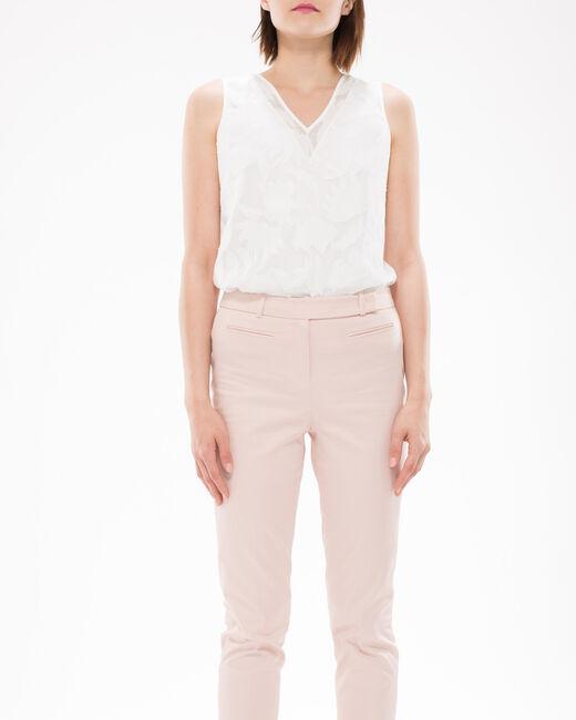 Pantalon rose pâle Rubis (1) - 1-2-3