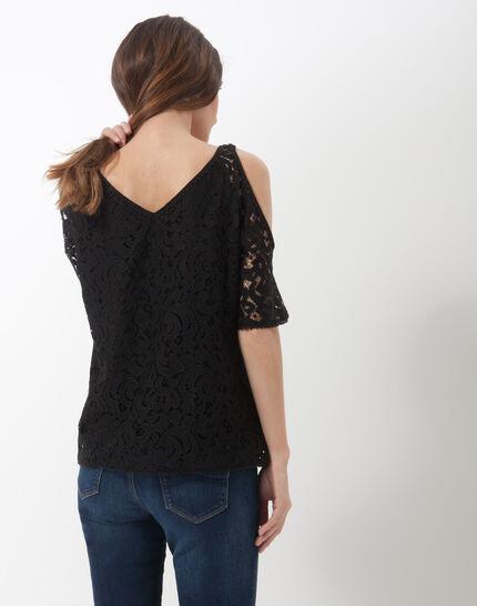 Effie black off-the-shoulder top (5) - 1-2-3