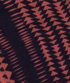 Foulard corail imprimé en coton Salvatore PhotoZ | 1-2-3